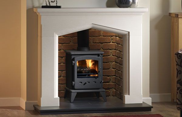 "Swinford 48"" in Agean Limestone"