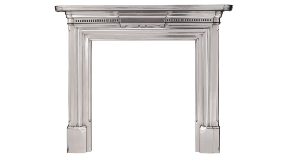 Georgian Cast Iron Mantel