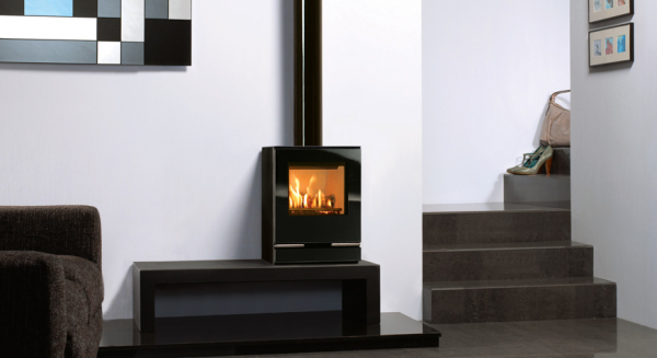 Riva Vision Small Gas Stove 2.40 - 2.56Kw