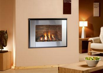 The Synergy Perspective Steel Balanced Flue 4.8Kw